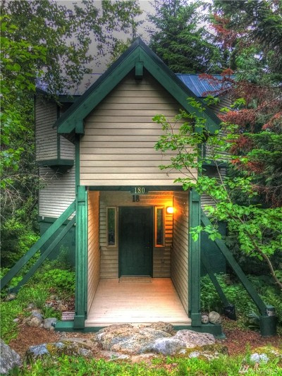 Snoqualmie Single Family Home For Sale: 180 Chamonix Place