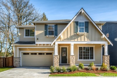 Bothell Condo/Townhouse For Sale: 22271 9th Ct SE #14-S