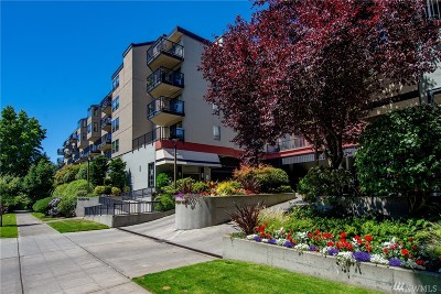 Seattle Condo/Townhouse For Sale: 500 Roy St #W202