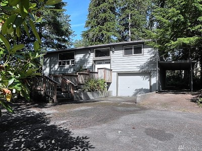 Mason County Single Family Home Pending Inspection: 170 E Country Club Drive N