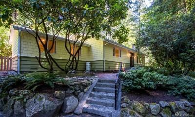 Bainbridge Island Single Family Home For Sale: 15104 Sivertson Rd NE