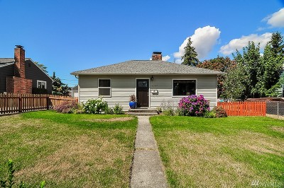 Seattle Single Family Home For Sale: 3130 SW 97th St