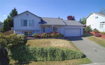Kent Single Family Home For Sale: 11625 SE 265th Place