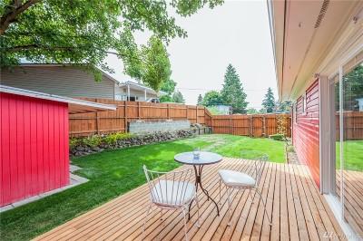 Renton Single Family Home For Sale: 634 Ferndale Place NE