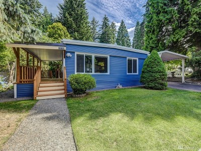 Bothell Single Family Home For Sale: 19166 130th Ave NE