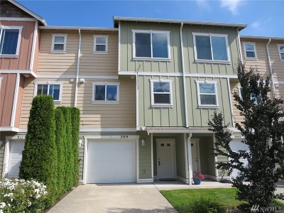 Burlington Condo/Townhouse For Sale: 509 Neff Cir
