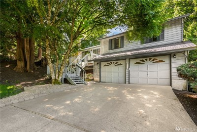 Bellevue Single Family Home For Sale: 4715 147th Place SE