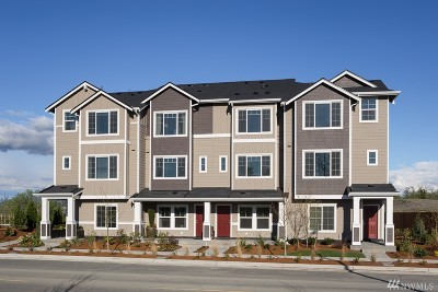 Everett Single Family Home For Sale: 3449 30th Dr #29.2