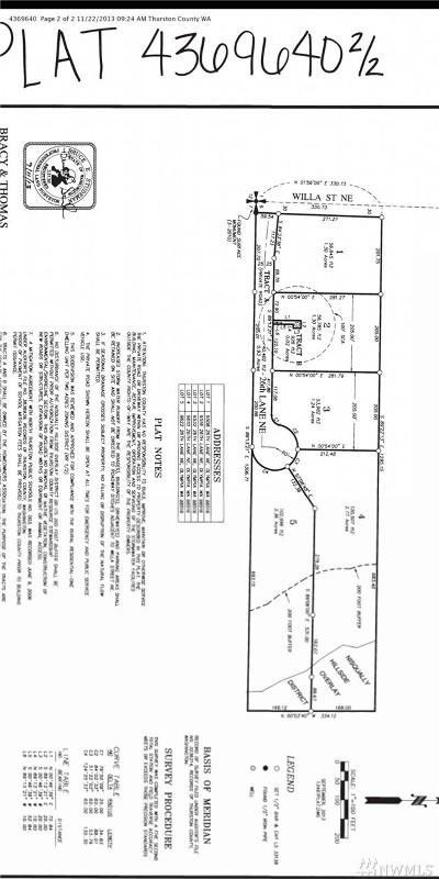 Residential Lots & Land For Sale: 9610 26th Lane NE