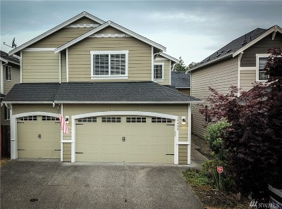 Graham Single Family Home For Sale: 19428 91st Ave E