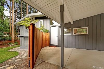 Kirkland Single Family Home For Sale: 12221 NE 65th St