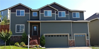 Tumwater Single Family Home For Sale: 1548 Ridgeview Lp SW