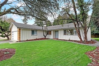 Kirkland Single Family Home For Sale: 11109 NE 146th St