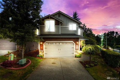 Lake Stevens Single Family Home For Sale: 10610 19th Place SE #1