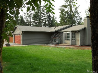 Port Orchard Single Family Home For Sale: 751 SW Odell St