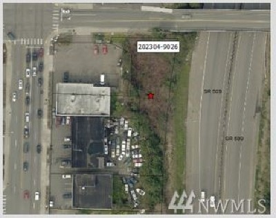 Burien Residential Lots & Land For Sale: 1 S 152nd St