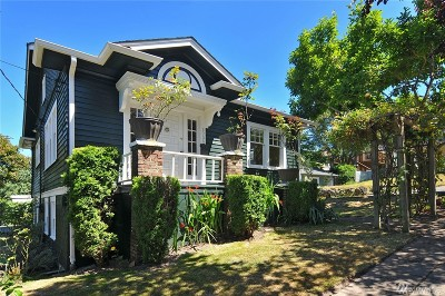 Seattle Single Family Home For Sale: 2908 E Pike St