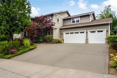 Gig Harbor Single Family Home For Sale: 11219 66th Ave NW