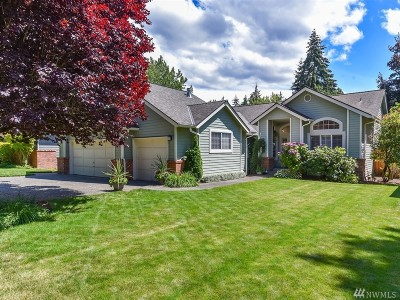Kirkland Single Family Home For Sale: 12629 NE 107th Place