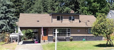 Lynnwood Single Family Home For Sale: 6519 183rd Place SW