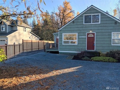 Edgewood Single Family Home For Sale: 11822 24th St E