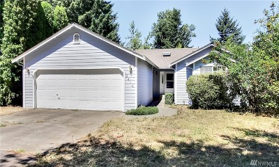 Thurston County Single Family Home For Sale: 2414 12th Ave SE