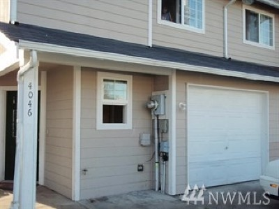 Multi Family Home For Sale: 4048 S Puget Sound Ave