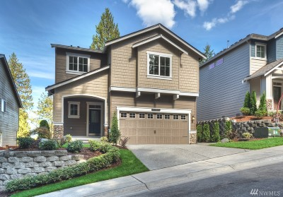 Marysville Single Family Home For Sale: 8307 29th Place NE #1001