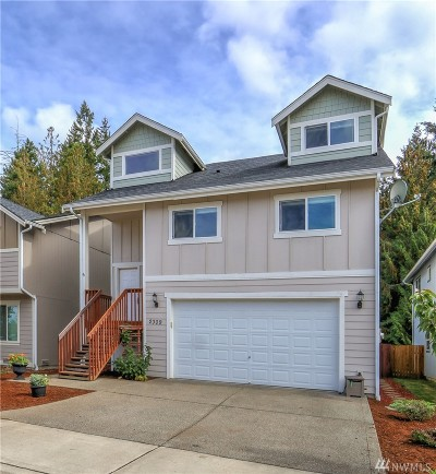 Port Orchard Single Family Home For Sale: 2309 SE Kelby Cir