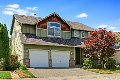 Maple Valley Single Family Home For Sale: 28645 227th Ave SE
