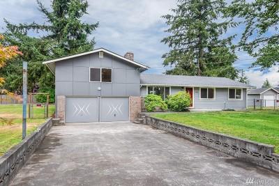 Tacoma Single Family Home For Sale: 3916 177th St E