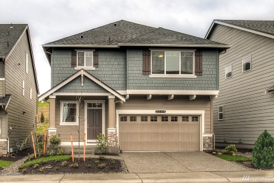 Marysville Single Family Home For Sale: 8315 29th Place NE #1002
