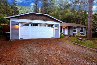 North Bend, Snoqualmie Single Family Home For Sale: 16833 424th Ave SE