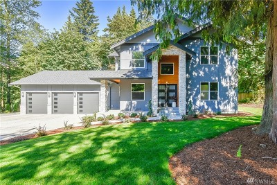 Woodinville Single Family Home For Sale: 18120 228th Ave NE