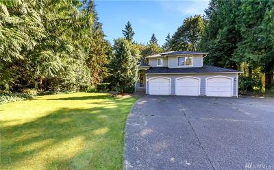 Redmond Single Family Home For Sale: 27305 30th Wy NE