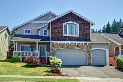 Marysville Single Family Home For Sale: 3125 82nd Dr NE