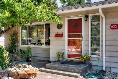 Olympia Single Family Home For Sale: 622 Cushing St SW
