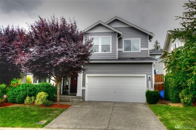 Tumwater Single Family Home For Sale: 1635 Anthem Lane SW