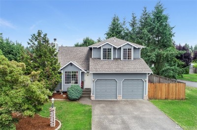Puyallup Single Family Home For Sale: 16019 92nd Av Ct E