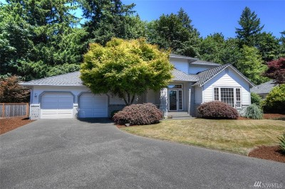 Thurston County Single Family Home For Sale: 4037 Wexford Lp SE