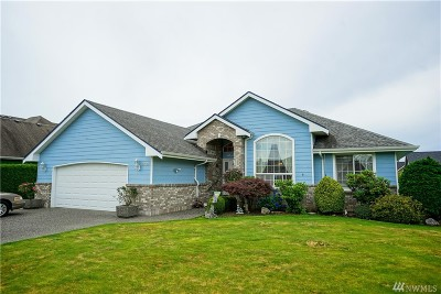 Lynden Single Family Home Sold: 1307 Woodfield Dr