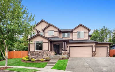 Maple Valley Single Family Home For Sale: 27411 236th Place SE