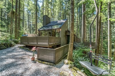 Whatcom County Single Family Home For Sale: 6911 Chair Peak