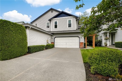 Bothell Single Family Home Contingent: 2001 187th Place SE