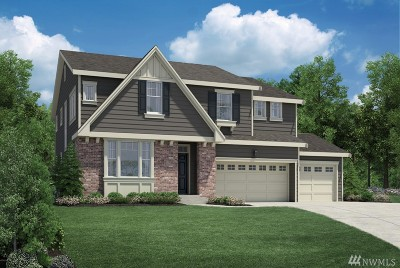 Single Family Home For Sale: 24602 NE 16th Place #Lot71