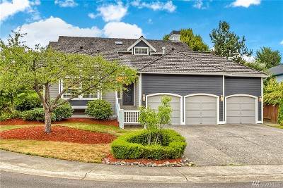 Renton Single Family Home For Sale: 10348 SE 187th Place