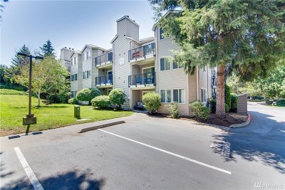 Kirkland Condo/Townhouse For Sale: 12020 100th Ave NE