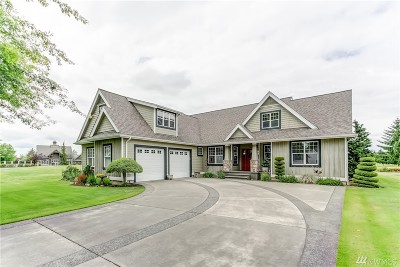Lynden Single Family Home For Sale: 123 E Homestead Blvd