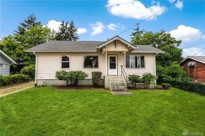 Everett Single Family Home For Sale: 2231 Lowell Rd