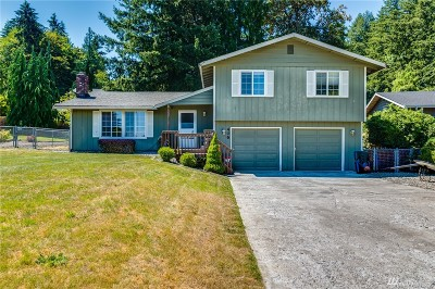 Thurston County Single Family Home For Sale: 406 B St SW